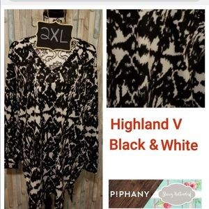 Sweaters - Piphany Highland-V Sweater
